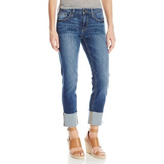 Jag Jeans NEW Women's Size 24X30 Cropped Straight Leg Stretch Jeans