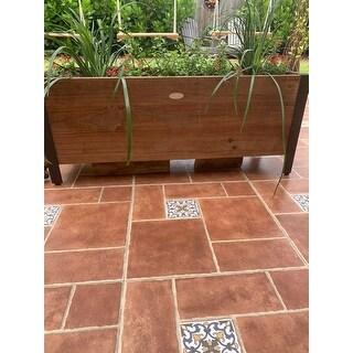 Rectangular Urban Garden Wooden Planter Box