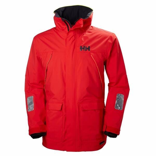 bea98a1e52 Shop Helly Hansen Mens Pier Jacket - Free Shipping Today - Overstock ...