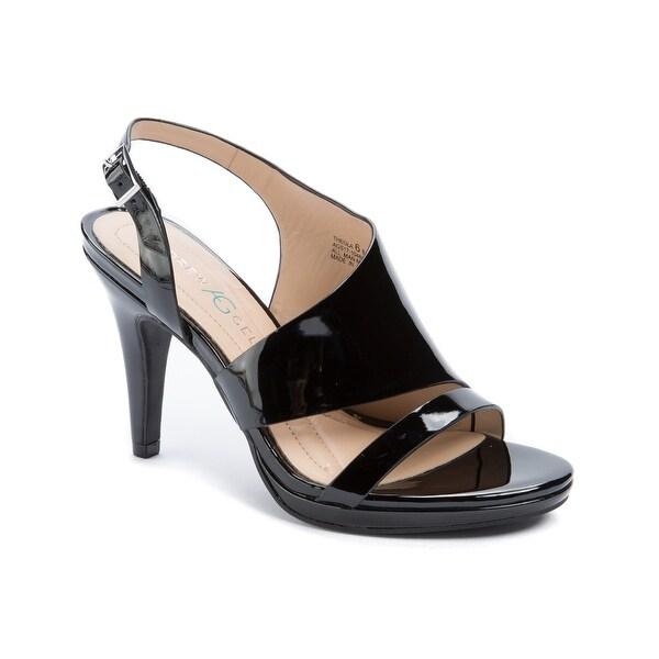 Andrew Geller Theola Women's Heels Black