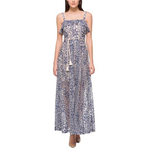 1c60e3866432c Blue Jessica Simpson Dresses   Find Great Women's Clothing Deals ...