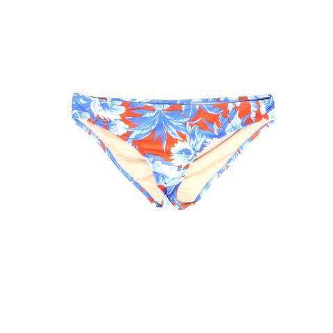J. Crew Womens Swimwear Blue Size Medium M Ratti Rio Bikini Bottom