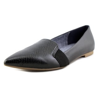 Dr. Scholl's Sincerity Pointed Toe Leather Flats