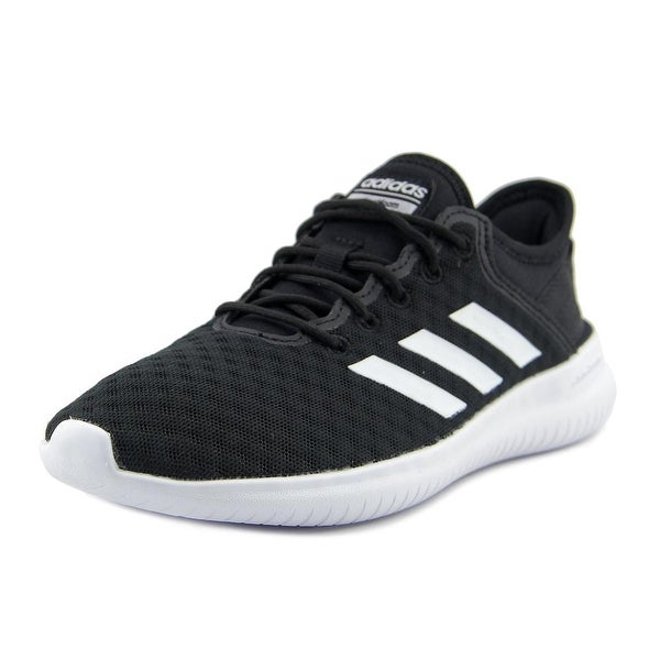 Adidas CT QT Flex Women Round Toe Synthetic Black Sneakers