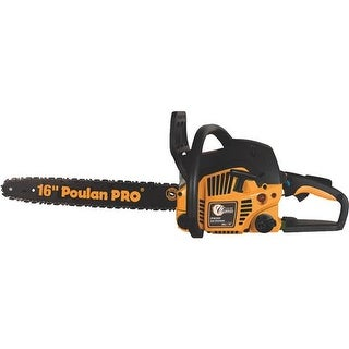"""Husqvarna Outdoor Prod/Poulan Weedeater 16"""" Gas Chain Saw 967084601 Unit: EACH"""