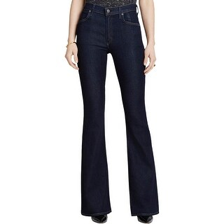 Citizens of Humanity Womens Fleetwood Flare Jeans Denim High Rise - 30