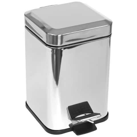 Nameeks 2209 Gedy Floor Standing Waste Basket -