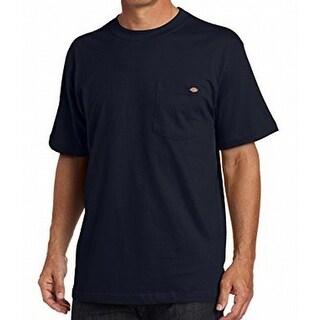 Dickies NEW Navy Blue Mens Size 4XLT Big And Tall Crewneck Tee T-Shirt 867