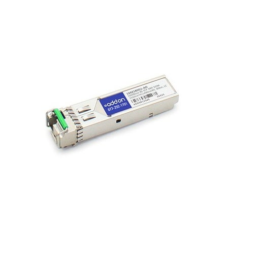 Add-On - Addon Adtran 1442180G1 Compatible Taa Compliant 1000Base-Bx Sfp Transceiver (Smf