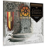 HBO's Game of Thrones Coloring Book - Softcover 60 Pages