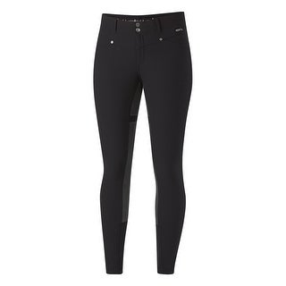 Kerrits English Breeches Womens Slim Knee Patch Fly Snap 50148