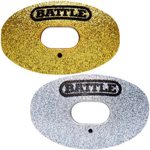 Battle Sports Science Glitter Oxygen Limited Edition Lip Protector Mouthguard - One Size