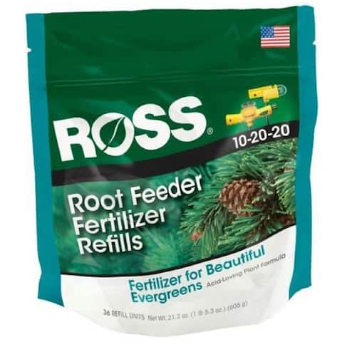 Ross 14266 Cartridge Root Feeder Fertilizer Refill