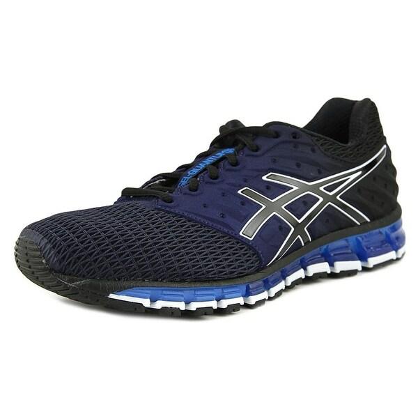 Asics Gel-Quantum 180 2 Men Round Toe Synthetic Blue Running Shoe