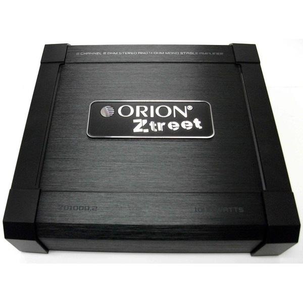 ORION ZTREET SERIES Orion Ztreet Amp 4 ch. 3000 Watts