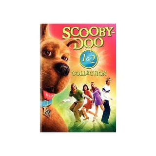 SCOOBY-DOO-MOVIE/SCOOBY-DOO 2-MONSTERS UNLEASHED (DVD/DBFE/RE-PKG)