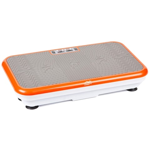 PowerFit Elite Vibration Platform with Exercise Bands and Remote Model F14235