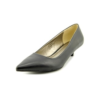 Mia Lacie Women Pointed Toe Synthetic Heels