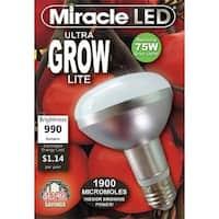 Miracle LED  9.5-Watt (75-Watt) Commercial Hydroponic Ultra Grow Lit