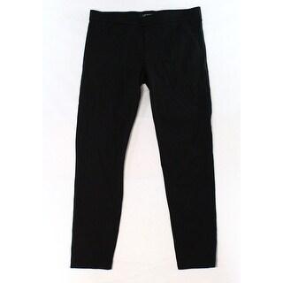 Lauren Ralph Lauren NEW Black Women's Size 16 Slim Tuxedo Dress Pants