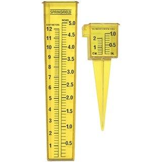 Springfield(R) Precision - 90107 - 2In1 Sprinkler Gauge