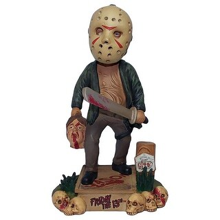 "Friday the 13th Jason Voorhees 8"" Character Bobblehead - multi"