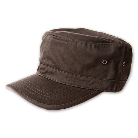 Basic GI Cadet Caps