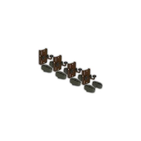 Browning Trail Camera Tree Mount BTC TM w/ Two Straps - 4 Pack