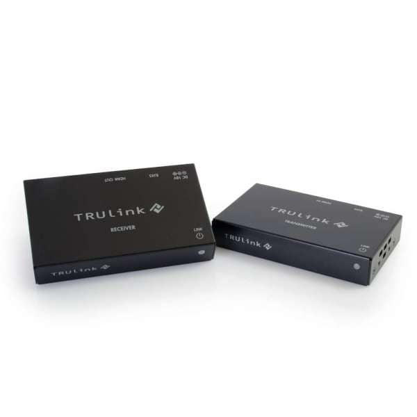 C2g - Trulink Hdmi Over Cat5 Box Transmitter To Box Receiver Kit