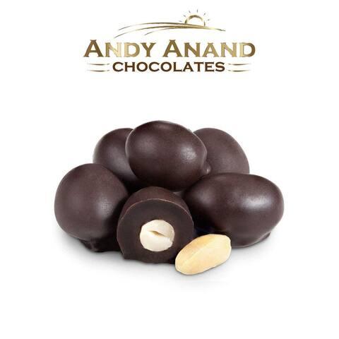 Andy Anand Dark Chocolate Peanuts Sugar Free Gift Boxed 1lbs
