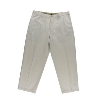 Izod Mens Saltwater Cotton Classic Fit Chino Pants - 32/30