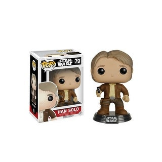 Funko POP Star Wars EP7 - Han Solo Vinyl Figure - Multi
