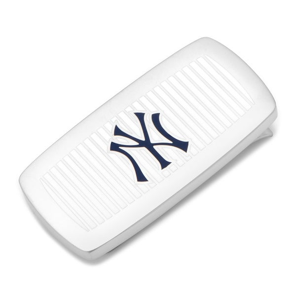 Yankees Pinstripe Money Clip