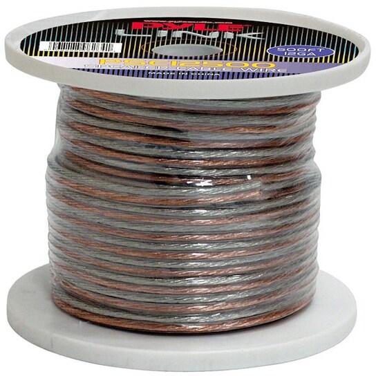 12 Gauge 500 ft. Spool of High Quality Speaker Zip Wire