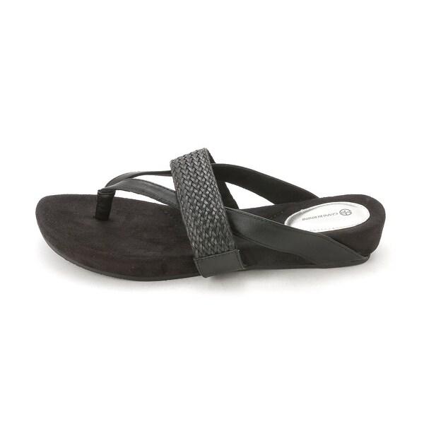 Giani Bernini Women's Reut Thong Sandal