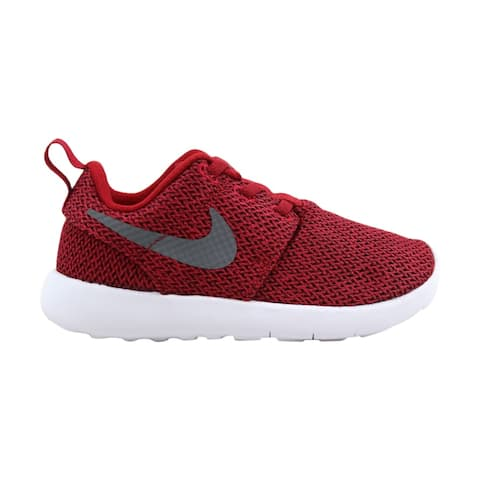 Nike Toddler Roshe One Gym Red/Cool Grey-Anthracite 749430-608
