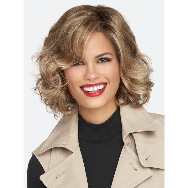 Brave The Wave by Raquel Welch Wigs - Synthetic, Lace Front, Mono