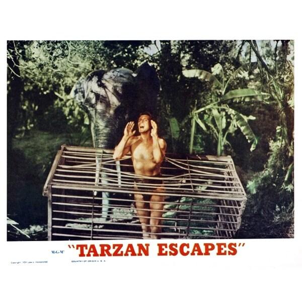 Tarzan Escapes Still