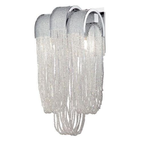 Eurofase Lighting 28103 Sage 2 Light Bathroom Sconce
