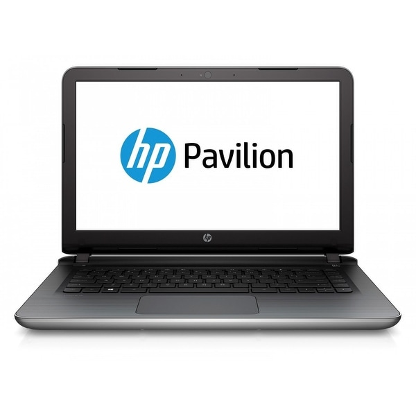 "Manufacturer Refurbished - HP 14-AF112NR 14"" Laptop AMD E1-6015 1.4GHz 2GB 32GB Windows 10"