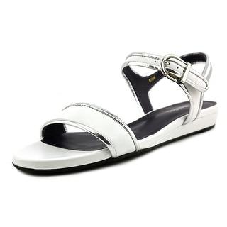 Vaneli Baylee Open-Toe Synthetic Slingback Sandal