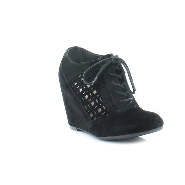 Fergalicious by Fergie Tess Women's Heels Black - 5
