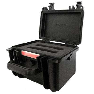 Data Locker Dlmilcase2 Black Carrying Case For 2 Hard Drive And Cable