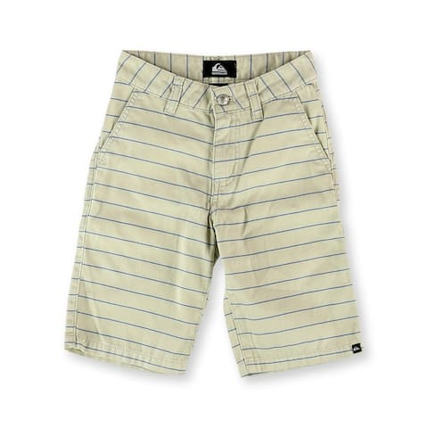 Quiksilver Boys Ying Yang Casual Chino Shorts