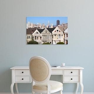 Easy Art Prints Walter Bibikow's 'San Francisco' Premium Canvas Art
