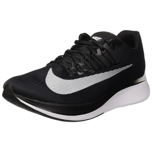 90ae69e52143 Shop Nike Mens Zoom Fly Fabric Low Top Lace Up Running Sneaker ...
