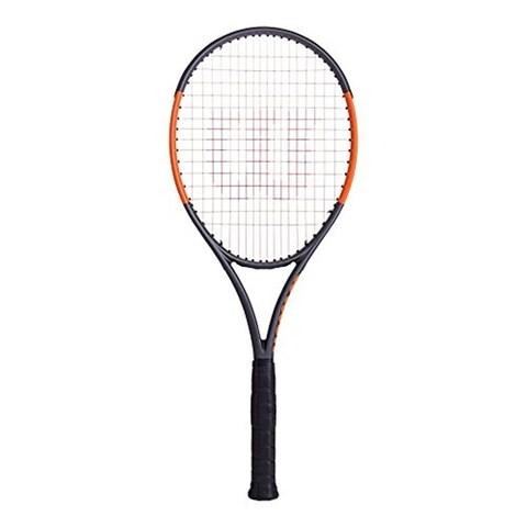 "Wilson Burn 100LS Tennis Racket (Grip Size: 4"")"