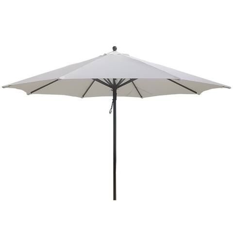 Clihome 12-Ft Outdoor Patio UV protection Umbrella Without Base