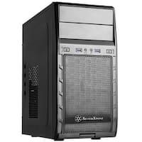 Silver Stone Technologies PS12B Micro-ATX MINI-ITX USB3.0 Tower Case