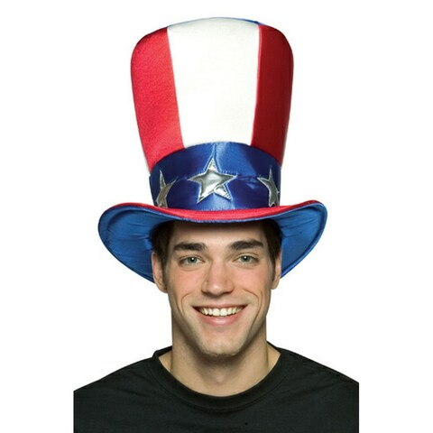 Rasta Imposta Uncle Sam Top Hat - Solid